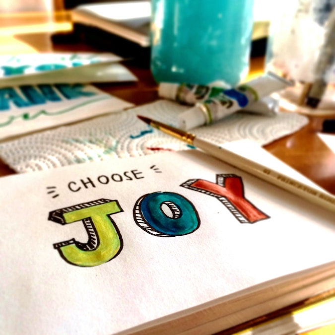 Some Thoughts on Joy