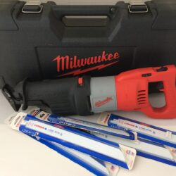 Milwaukee Saber Saw Bundle