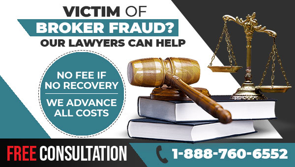 victim of broker fraud? soreide law group