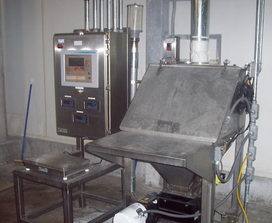 Affordably Replace Manual Ingredient Batching