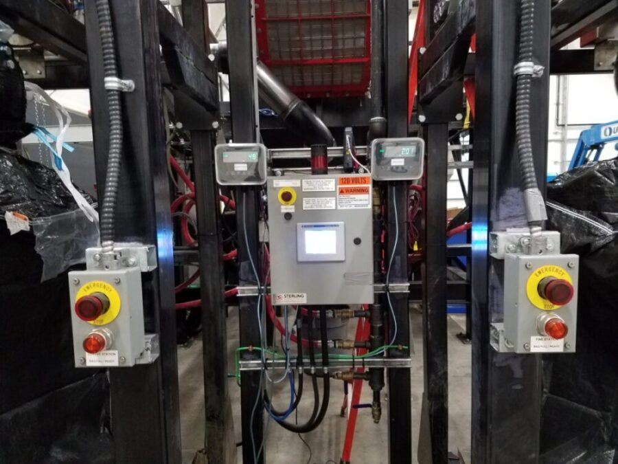 Process Controls for OEM's