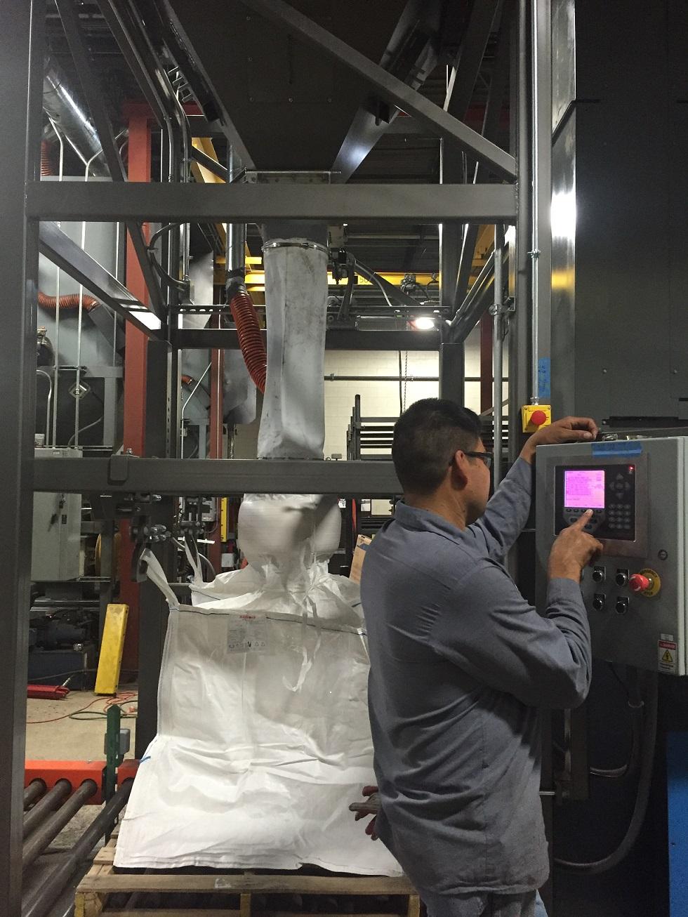 Bulk Bag Packaging Systems