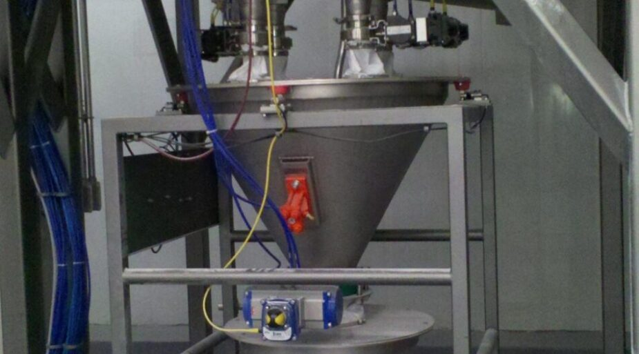 AUTO MATERIAL WEIGHING SYSTEM