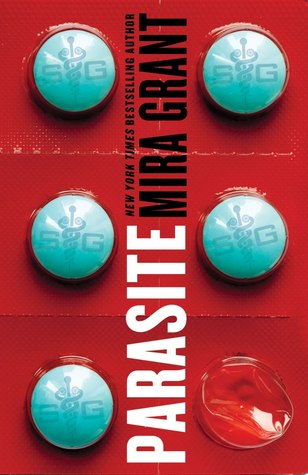 Book Cover of Parasite by Mira Grant
