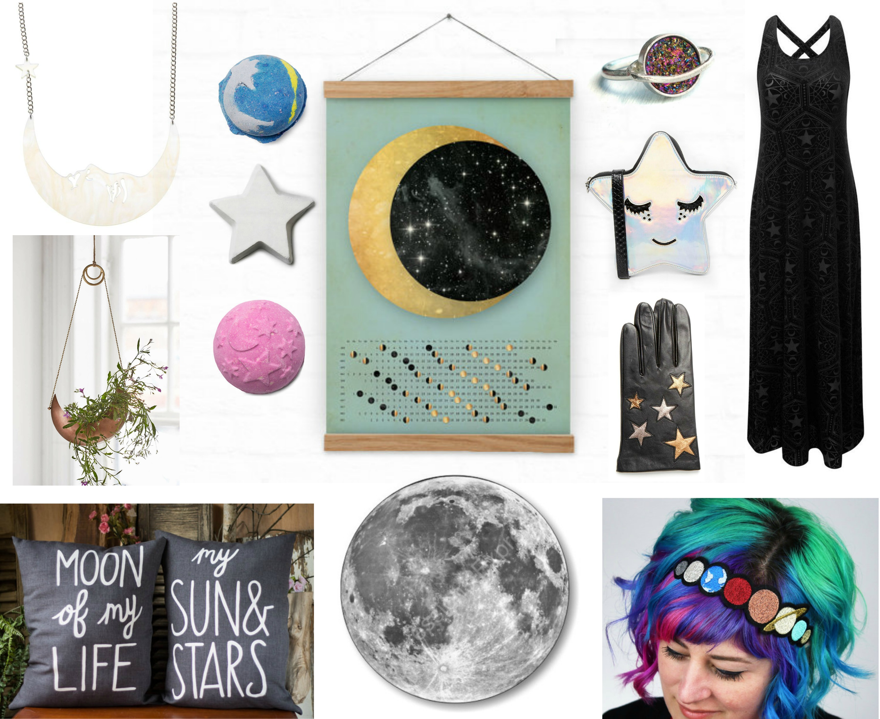 Holiday gift Guide for Starry Eyes