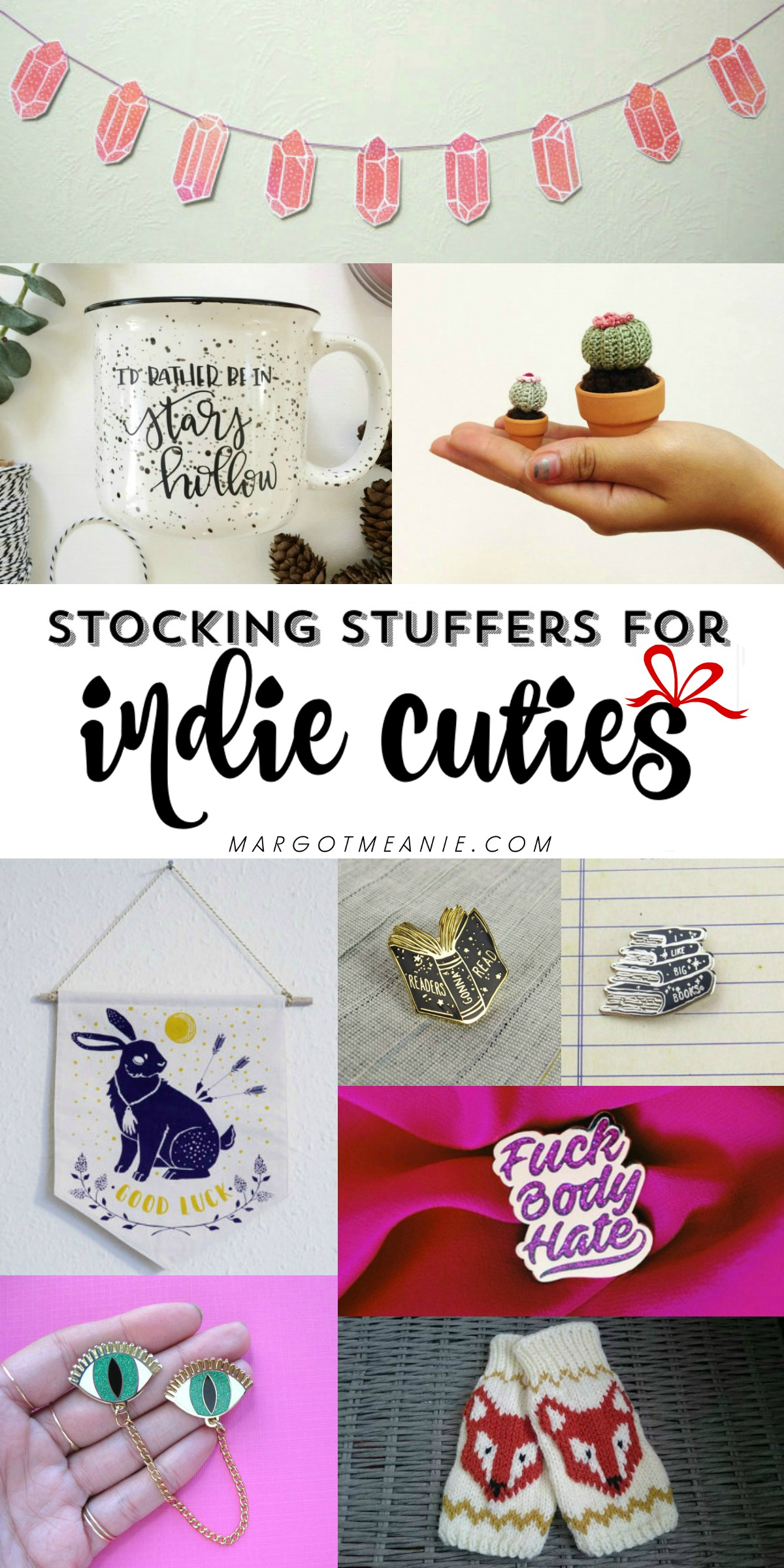 Stocking Stuffers for Indie Girls