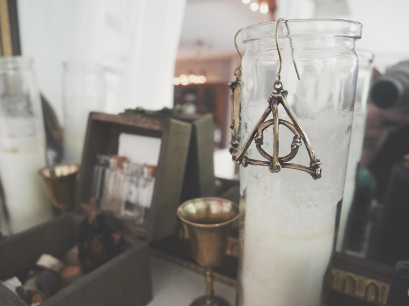Harry Potter Jewelry for witchy nerds