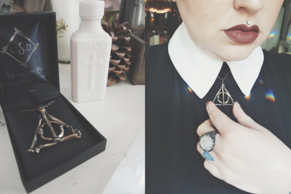 Enchanting Harry Potter Jewelry for witchy nerds