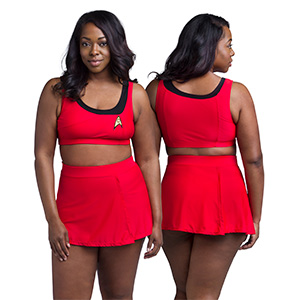 Plus Size Swimwear for Nerd Girls