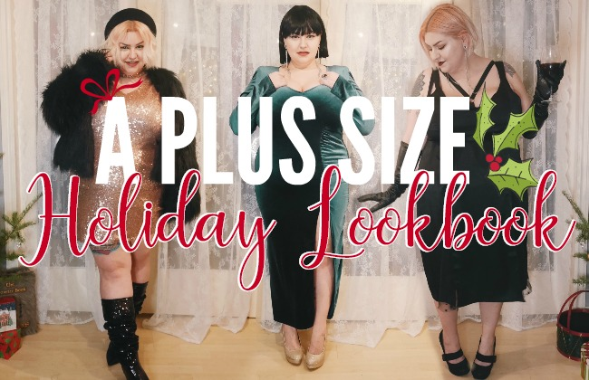A Plus Size Holiday Lookbook