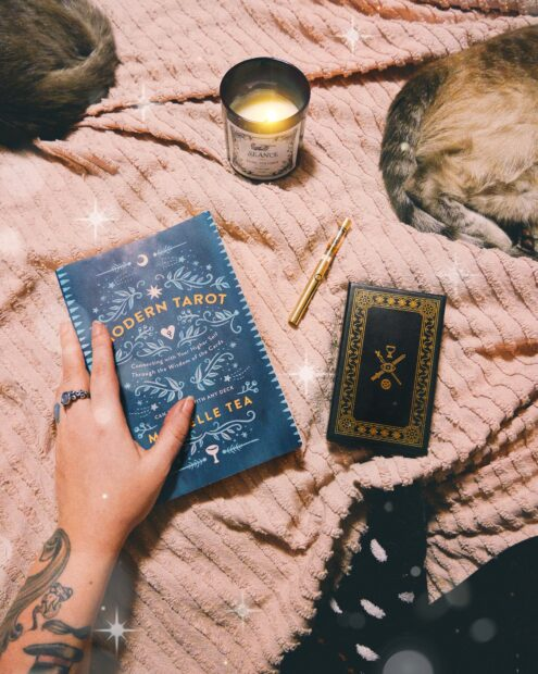 Learning Tarot? Book and sets to get your started on your divine path! margotmeanie.com