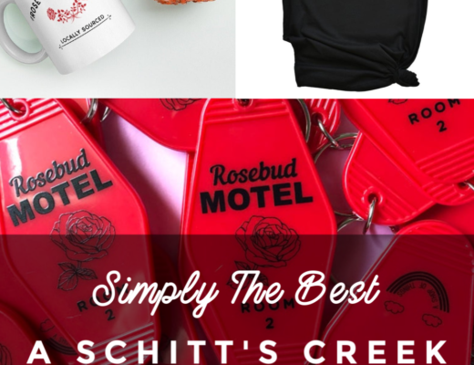 Simpy The Best Schitt's Creek Gift Guide | margotmeanie.com