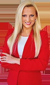 Boca Raton FL real estate agent Kristina Krykhtin on transparent background