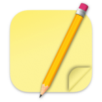 Sticky Notes for Safari
