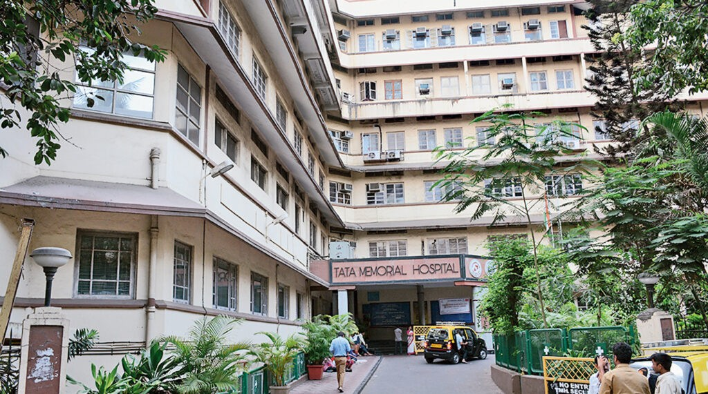 Case Study Tata Hospital