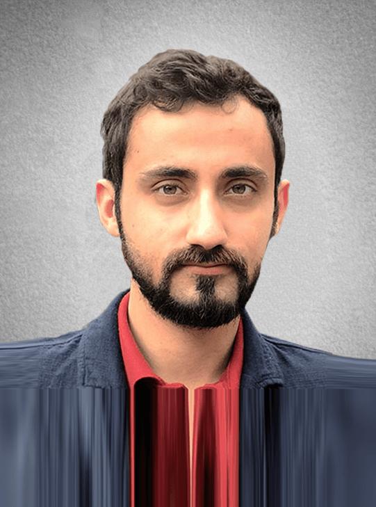 Ali Ghahramani
