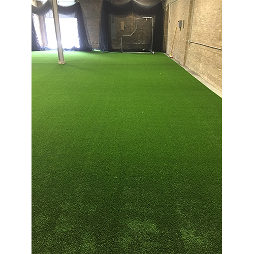indoor artificial turf project- completed