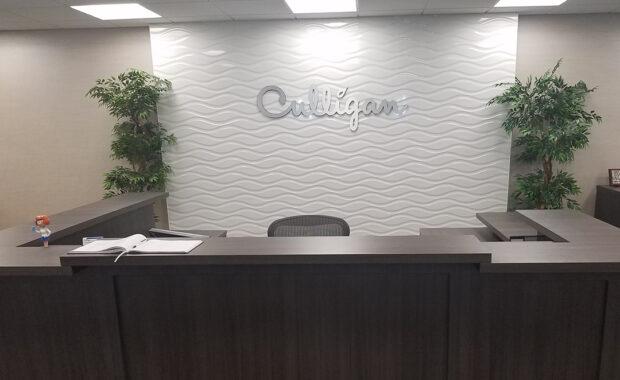 Culligan headquarters Chicago renovation