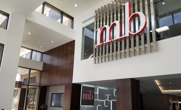 MB Financial Headquarters renovation