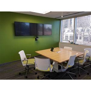 US Foods renovation conference room