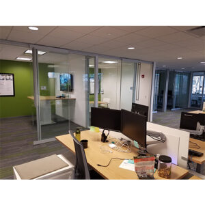 US Foods remodeled offices ABR Chicago