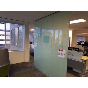 US Foods remodeled office
