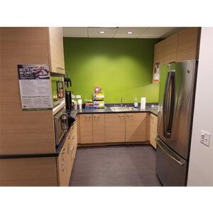 US Foods renovation kitchen