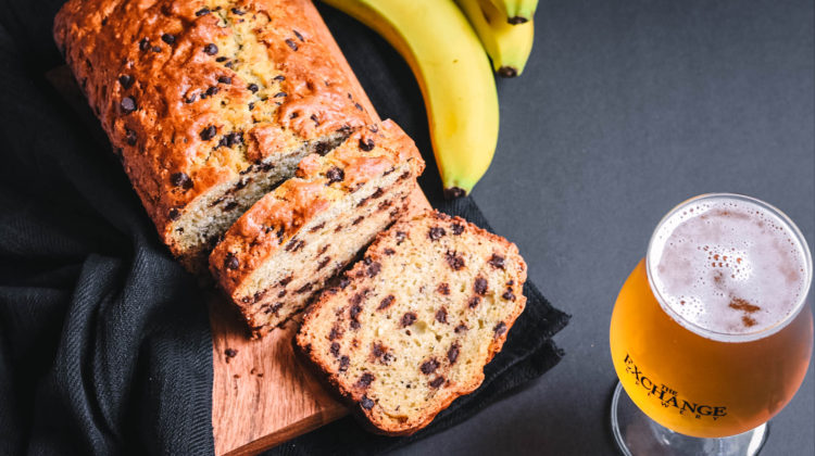 Golden Ale Banana Bread