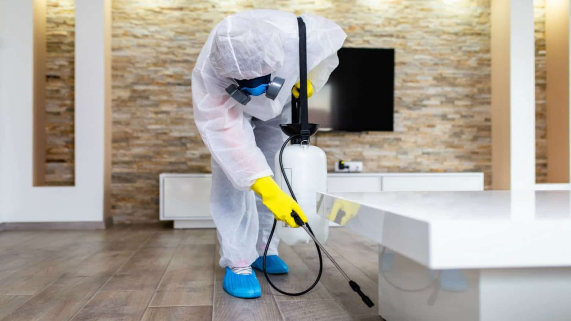 Expert Disinfection services Pearland