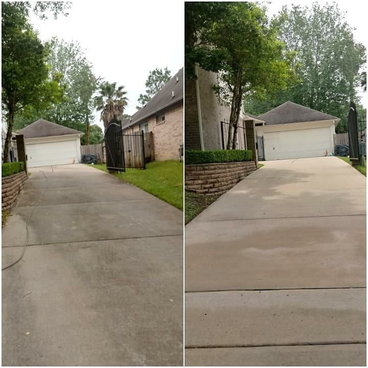 Skilled Pressure washing services near Pearland