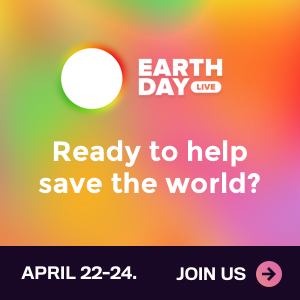Earth Day Live!