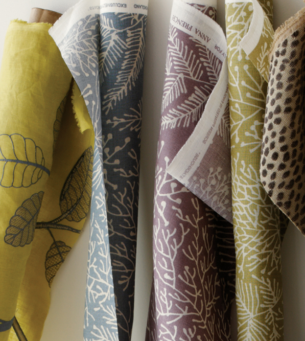 Anna French's new Aria collection for Thibaut.