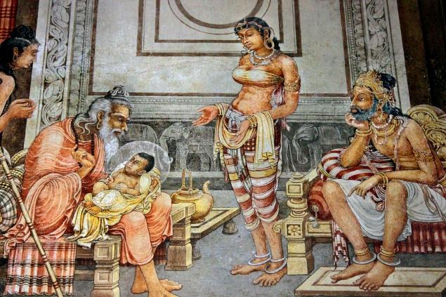 Vô sinh ở Ấn Độ thời cổ đại