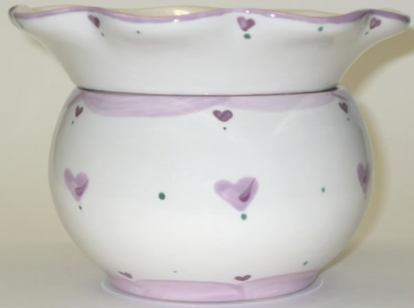 The Perfect Violet Pot