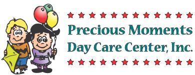 Precious Moments Nursery School and Day Care Logo