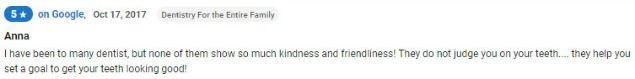 Kind, friendly, no judging.