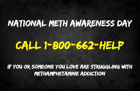 Meth Mouth Awareness Day