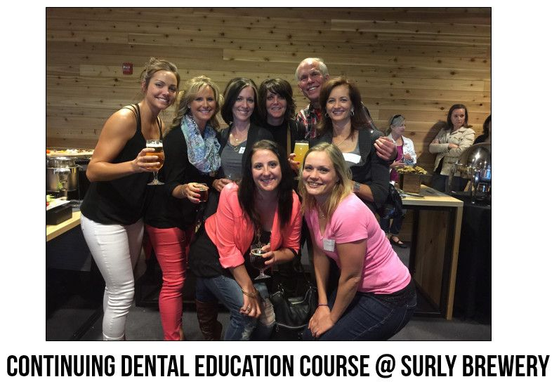 Continuing-Dental-Education-at-Surly-Brewery
