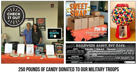 Dentistry for the Entire Family hosted Halloween Sweet Swap