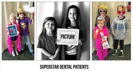 Superstar dental patients