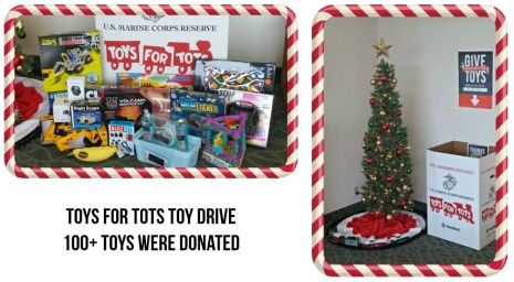 Dentistry for the Entire Family collected Toys for Tots