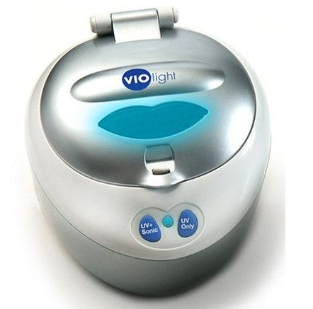 Vio Light Sonic & UV Dental Appliance Cleaner