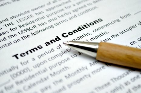 Dental Insurance Terms and Conditions
