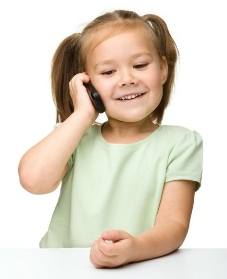 Kid Calling Tooth Fairy