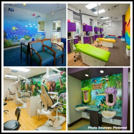 Pediatric-Dentist-Offices-Collage