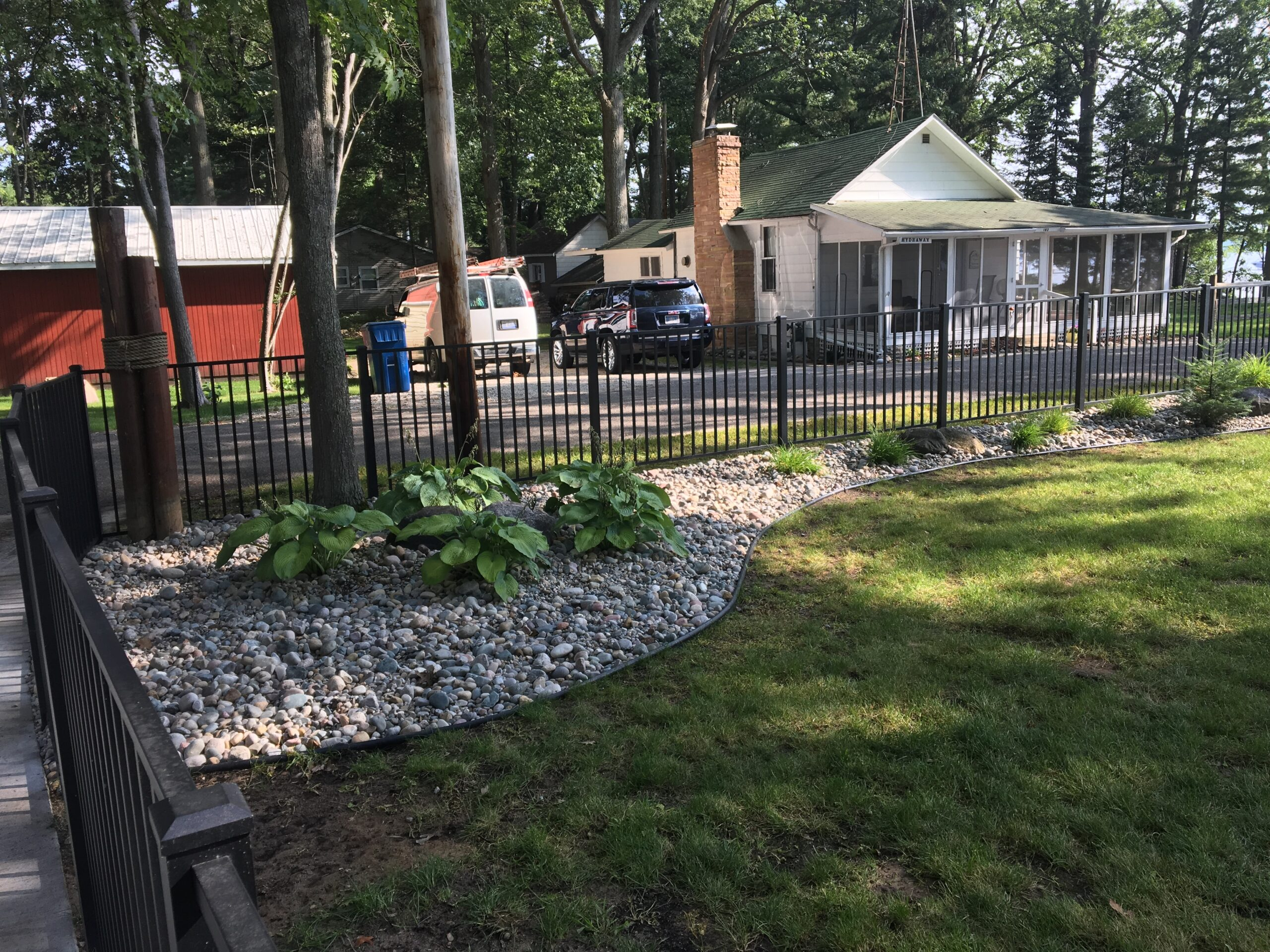 Softscape design and installation by Twin Oaks Landscaping