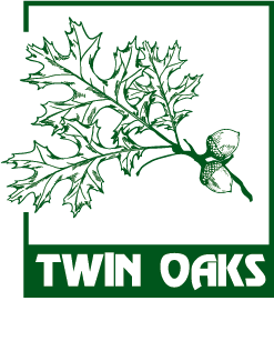 Twin Oaks Landscaping logo