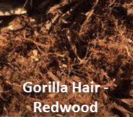 Gorilla Hair (Redwood)+text