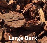 Large Bark - Mulch+text