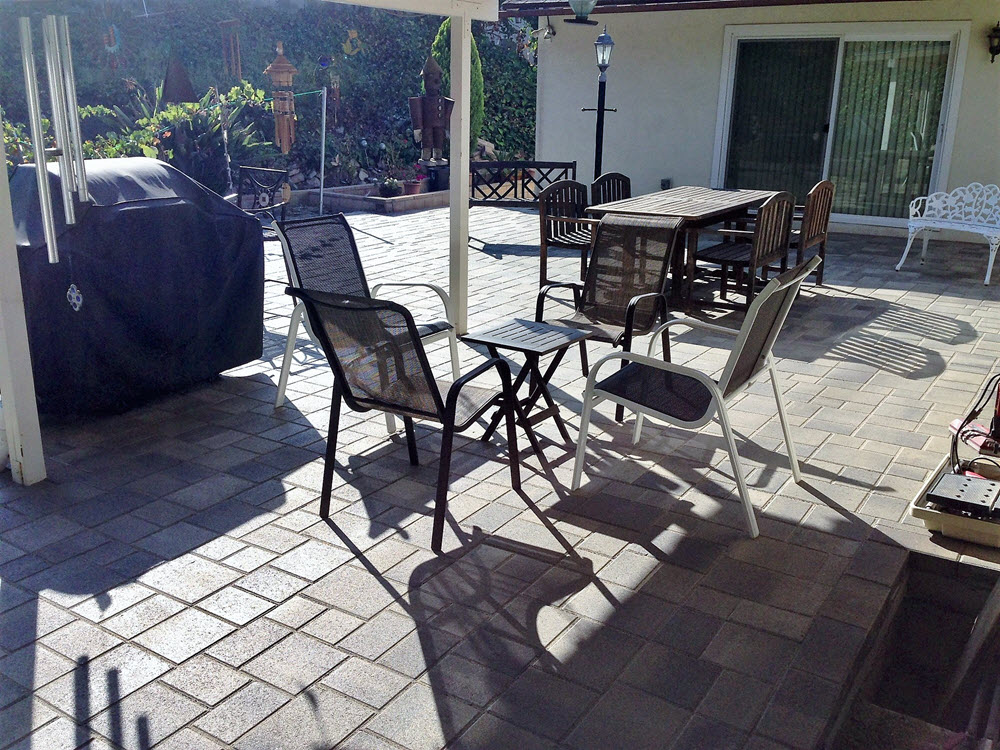 Ed's Landscaping Paver-pavingstone Patio